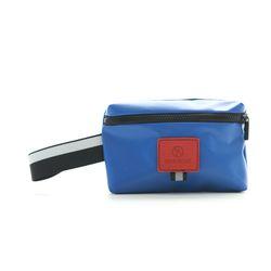 PARROM 핸드 파우치 블루