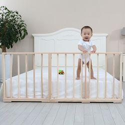 항균 편백나무 침대안전가드 900size 피톤치드가득 침대가드