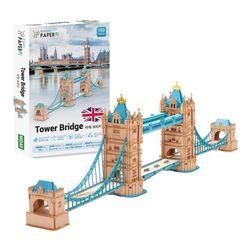 페이퍼락 3D퍼즐 종이퍼즐 타워 브리지