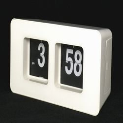 오토 플립 탁상시계  플립클락 Flip Clock 데코시계