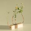 Block vase 화병