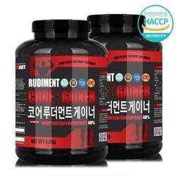 [게이너마트] 코어 R(루더먼트) 게이너 4kgx2