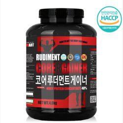 게이너마트 코어 R(루더먼트) 게이너 4kg
