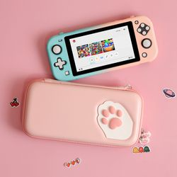 GEEKSHARE 닌텐도스위치라이트 고양이발 파우치 GS2