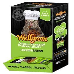 맛있는 고양이 간식 미우크리스피 480g(20g 24개)치킨앤살몬