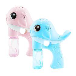 별고래 버블건 비누방울 놀이 색상랜덤