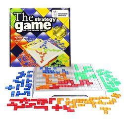 맥킨더 테트리스 퍼즐 보드게임