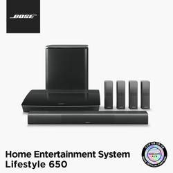 [BOSE] 보스 정품 Lifestyle 650 홈 엔터테인먼트 시스템