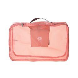 PESPES. 폴딩 파우치 핑크 M