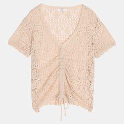 스카시 끈 스웨터 ALKR20834