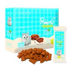맛있는 고양이 간식 프리미요 크런치 12p 맛있는참치