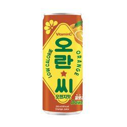 [무료배송] 오란씨 오렌지 250ml 캔 30입
