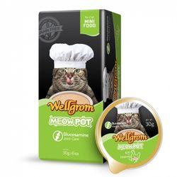 맛있는 고양이 간식 미우팟 치킨(30g 6개)튼튼닭다리살