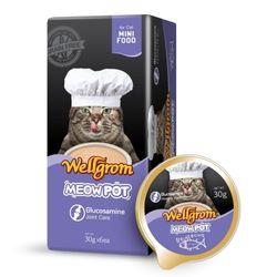 맛있는 고양이 간식 미우팟 참치(30g 6개)통아가미살