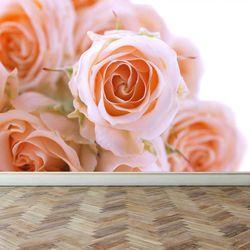 테마벽지 벽지인테리어 실사벽지 장미 꽃다발