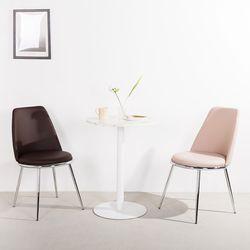 가구느낌 링실버체어 디자인 카페 인테리어의자