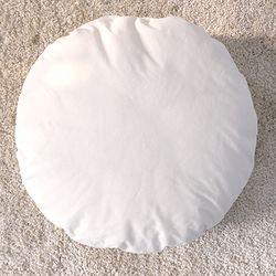유노야 45 원형 목화방석솜 45cm