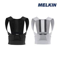 멜킨 바른핏 어깨 허리 체형 바른자세 리얼핏 밴드