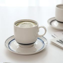 [KANESUZE] 카네수즈 커피잔세트 236ml (4color)