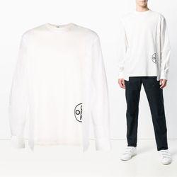19SS 하이브리드 셔츠 티셔츠 OMGA073F18A26042 5001