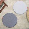 유노야 이지선염 원형방석 35x3cm (2컬러)