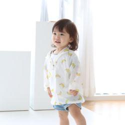 아동 비치점퍼 바나나 바람막이 봄 여름 유아 의류