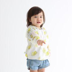 아동 비치점퍼 아기오리 메쉬 바람막이 봄 여름 유아