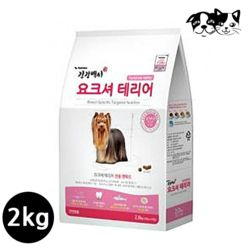 뉴트리나 건강백서 요크셔테리어 (전연령) (2kg)