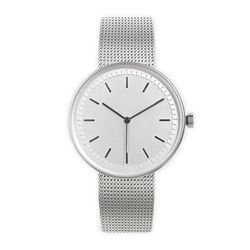 WATCH 3701 SS METAL SILVER
