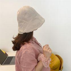 꾸안꾸 버킷햇 여성 벙거지 모자 버킷햇