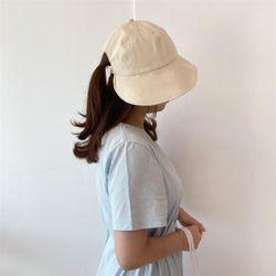 데일리 버킷햇 여성 벙거지 모자 버킷햇