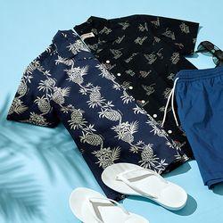 ALOHA 하와이안 셔츠(3Color) IBYC20F01