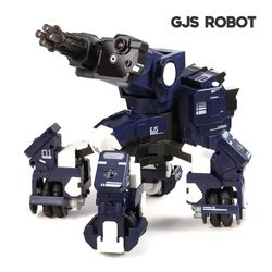 [GJS ROBOT] GEIO 지오 코딩교육 배틀로봇 레드 G00201