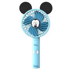 디즈니 휴대용 선풍기 블루 WHF-A41D