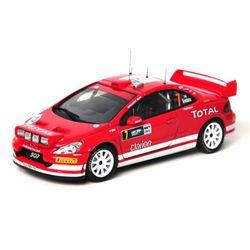 1:43 푸조 307 WRC 2005 M.GronholmT.Rautiainen 7 (60556)
