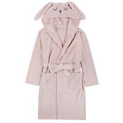 BT 깡총 바니 성인용 샤워가운 핑크