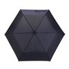 BT 작고 가벼운 수동 3단 우산 네이비