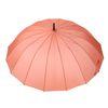 BT 튼튼한 반자동 장우산 오렌지