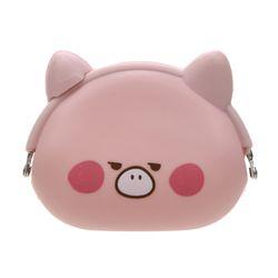 BT 핑크돼지 동전파우치
