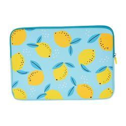 BT 네오프렌 레몬 노트북 파우치