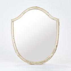 라피니라) 라세느 쉴드 벽거울 화이트