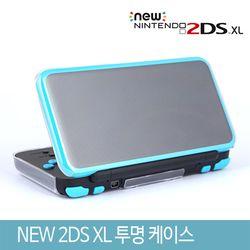 닌텐도 NEW 2DS XL 투명 케이스