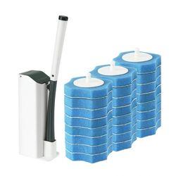 한방에 1회용 변기 청소솔 3세트