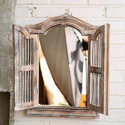 063001 엔틱 윈도우 거울- A타입