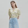 BERRY PUFF COLLAR BL [YELLOW]