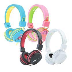 어린이 청력보호 헤드셋 헤드폰 GHP-K11 (통화기능)