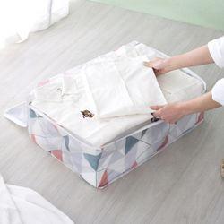 peva 방수의류 수납함 옷정리함