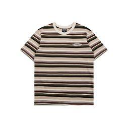볼리비아 스트라이프 반팔 티셔츠