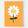 꽃같은 마음으로 아이방포스터 (a4)
