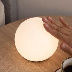 말랑한 멜랑 충전식 LED 무드등 수유등